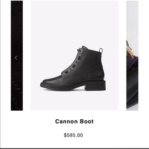 BRAND NEW Rag and Bone Cannon Boots